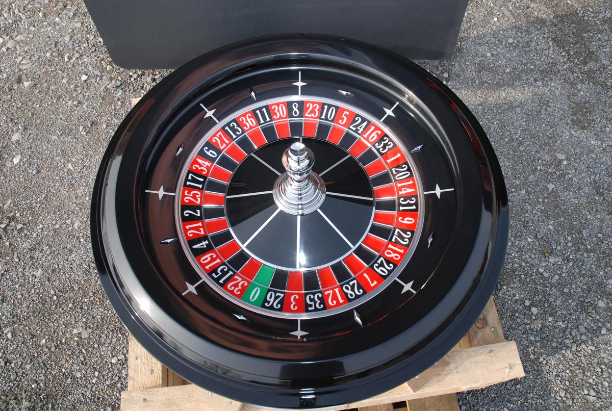 Ordinaria Roulette Wheel Bohm